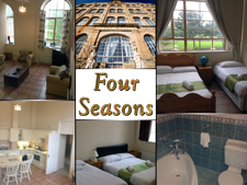 Four Seasons Self Catering Derry